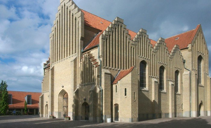 Nyere billede af Christianskirken