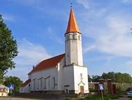 Kirken i Nereta, Letland