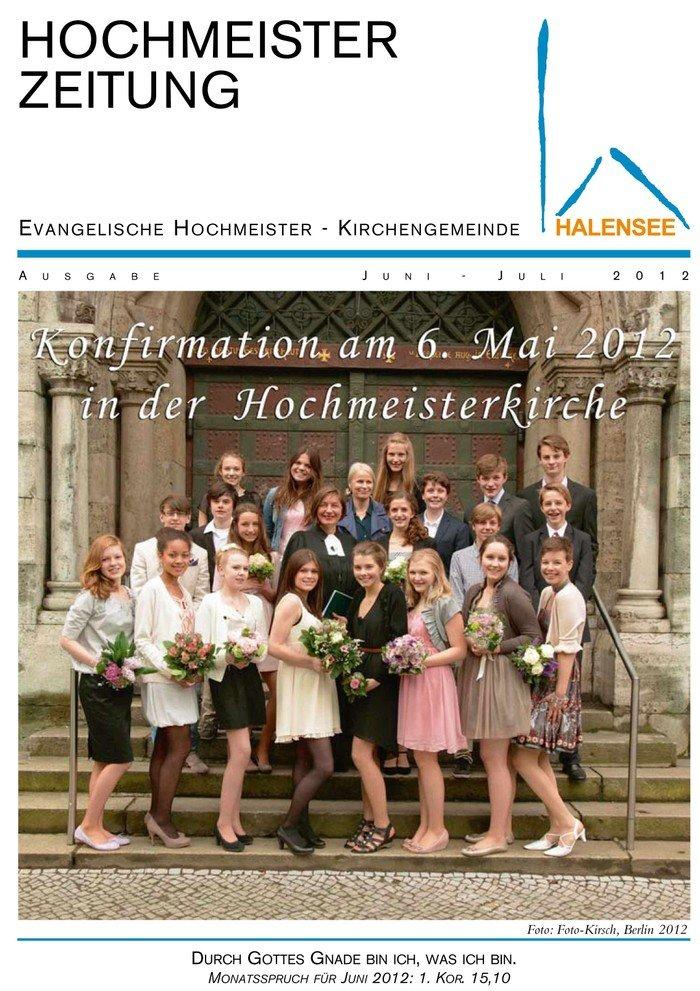 Hochmeisterzeitung 06 2012