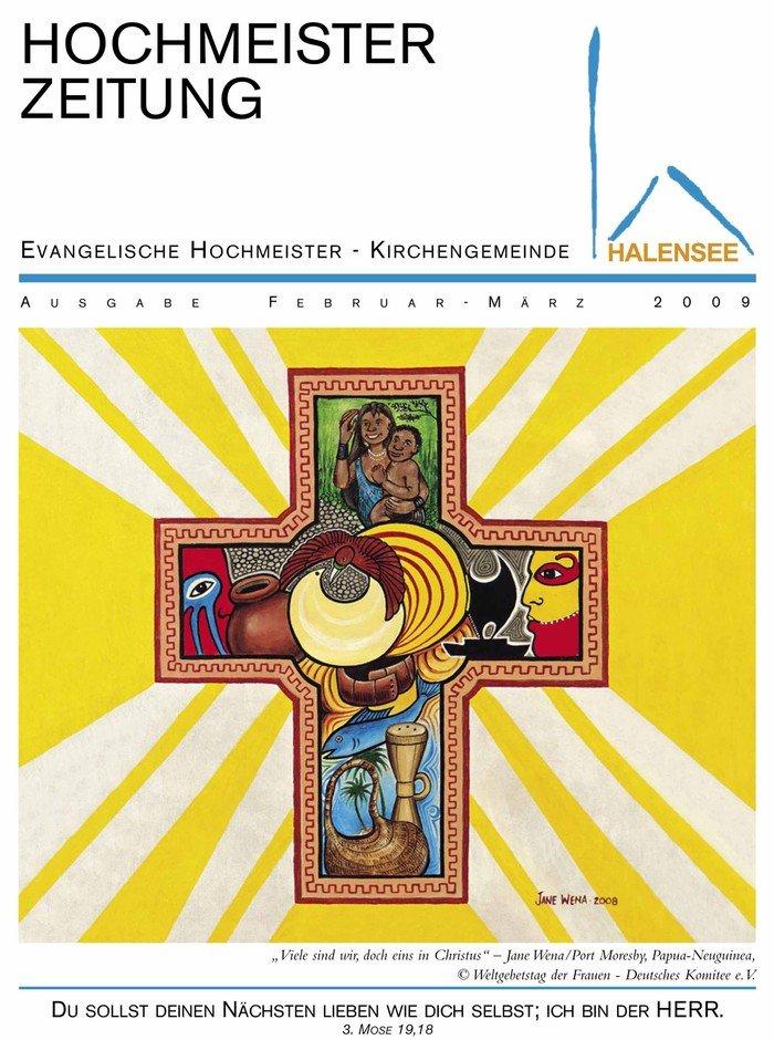 Hochmeisterzeitung 02 2009