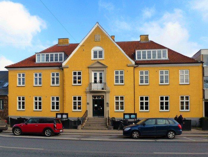 Frederiksberg Sognehus