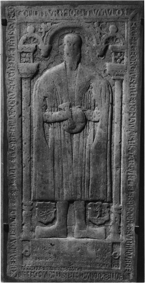 en af Skt. Knuds Kirkes mange epitafier