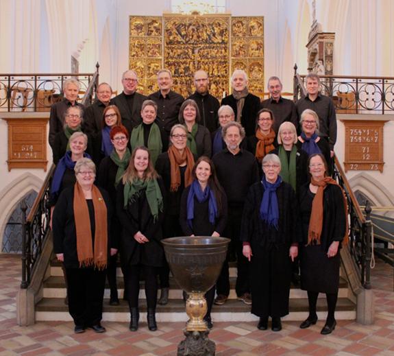 ODA-koret i Domkirken 2014