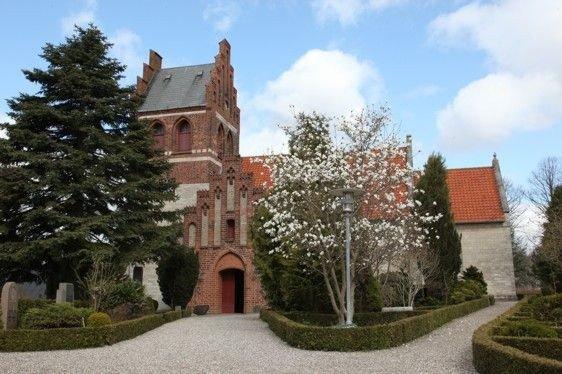 Billeder af kirken