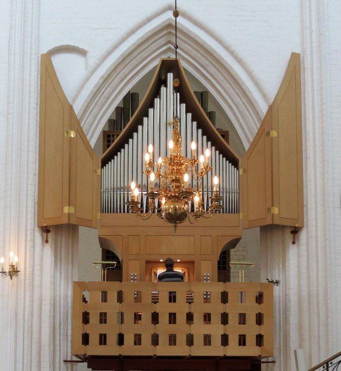 Domkirkens kororgel