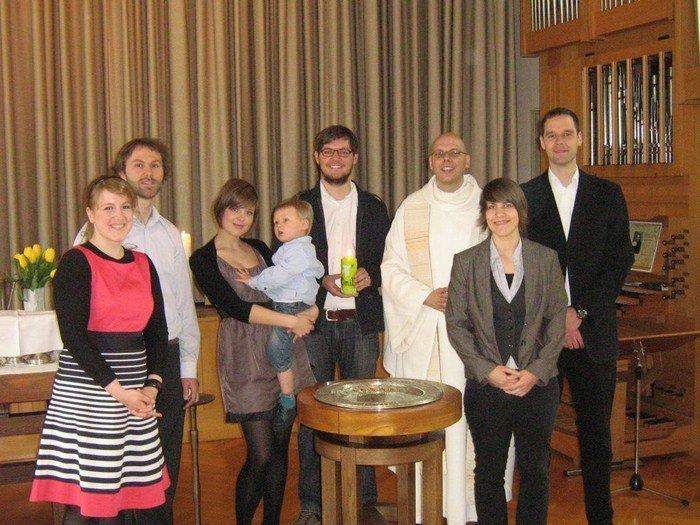 Taufe Evangelische Kirchengemeinde In Kreuzberg Mitte