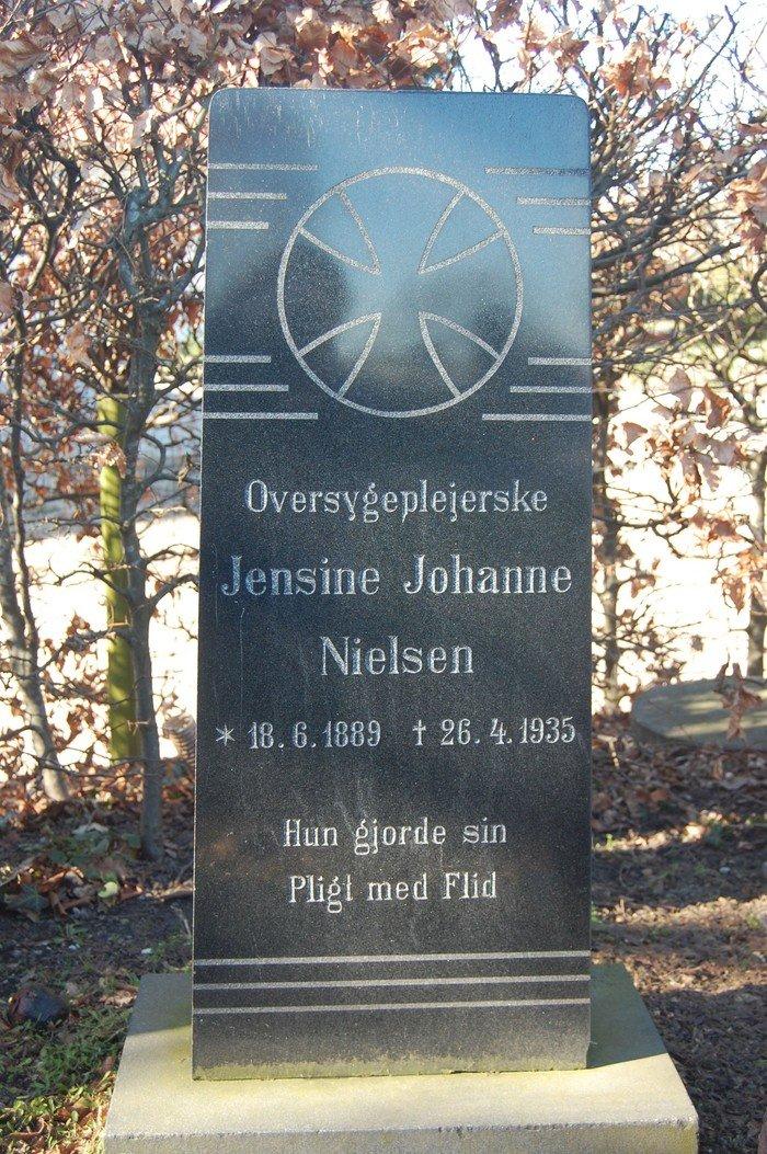 Jensine Johanne Nielsen
