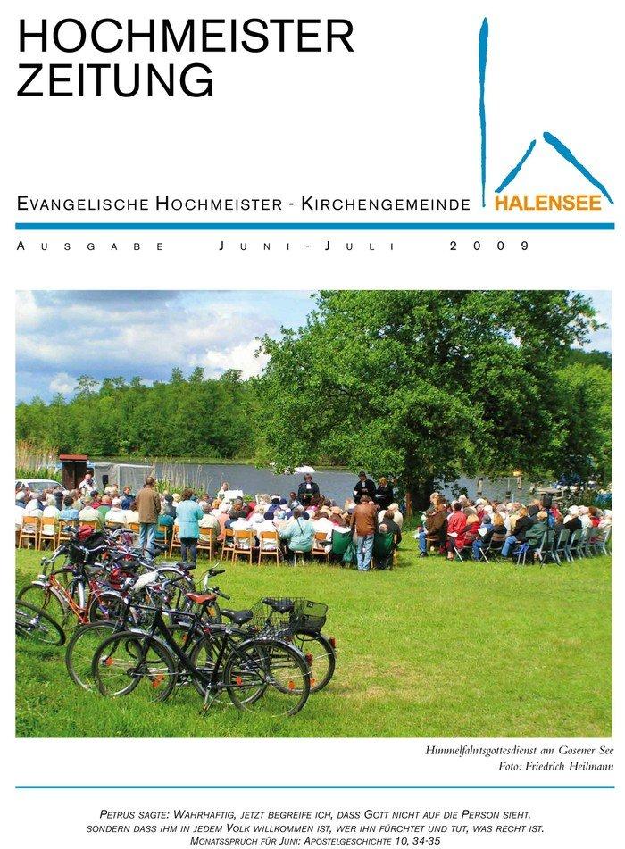 Hochmeisterzeitung 06 2009
