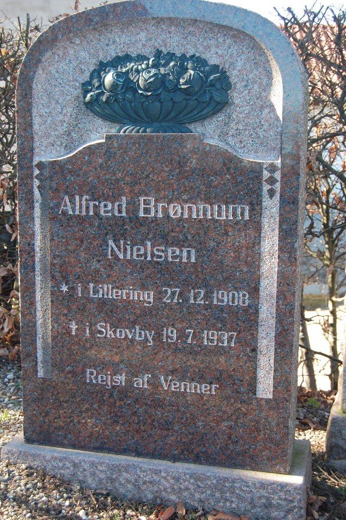 Alfred Brønnum Nielsen