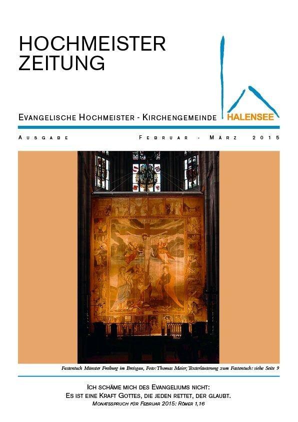 Hochmeisterzeitung 02 2015