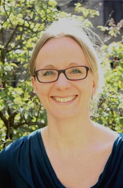 Børnekorleder og babysalmesangsinstruktør Christina Schimmell Rindorf