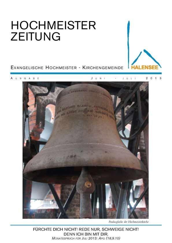Hochmeisterzeitung 06 2013