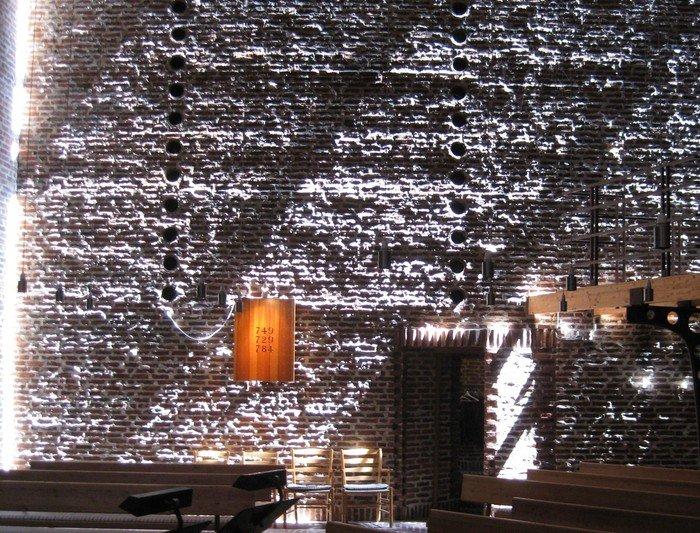 Kirkevæg