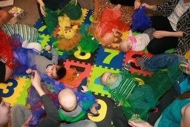 babyer til babysalmesang