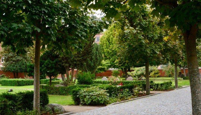 Foto af Vor Frelsers Kirkegård