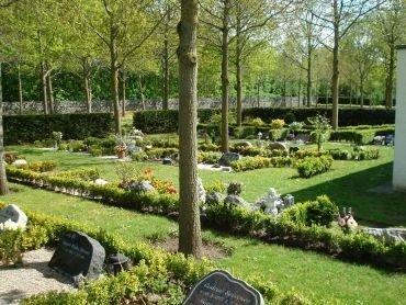 Individuelle gravpladser