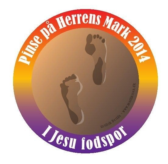 Pinse på Herrens Mark 2014 logo