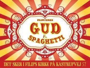 Plakat for Gud & Spaghetti