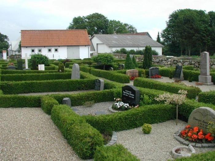Store Dalby kirkegård