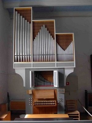 Orgel & Organister