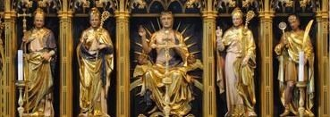 Photo of our reredos