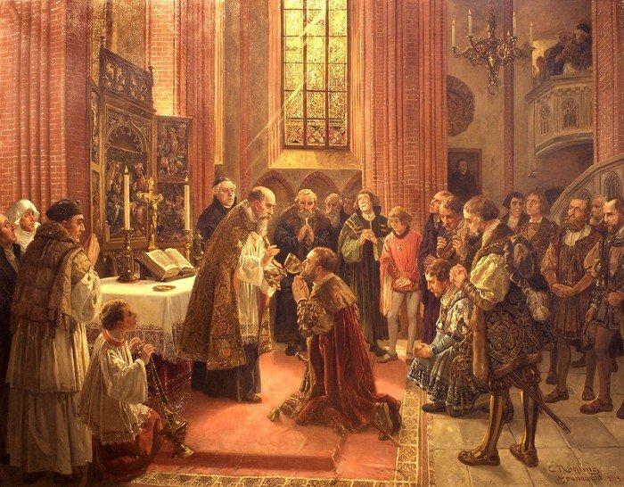 Adelsmesse St. Nikolai_KG Nikolai Spandau