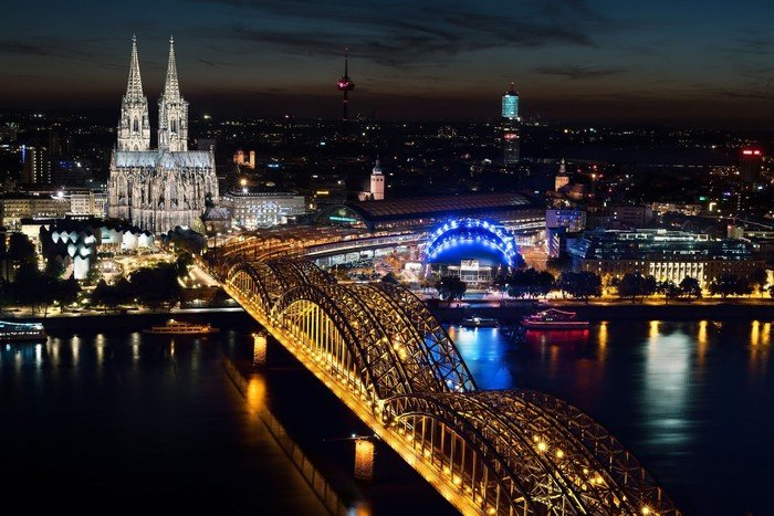 ECIC #25 will be held in Cologne, Germany 18th - 20th May 2020.