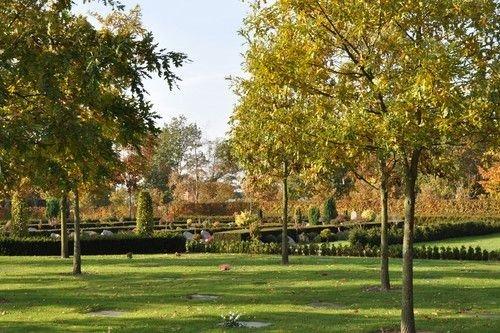 Kirkegården