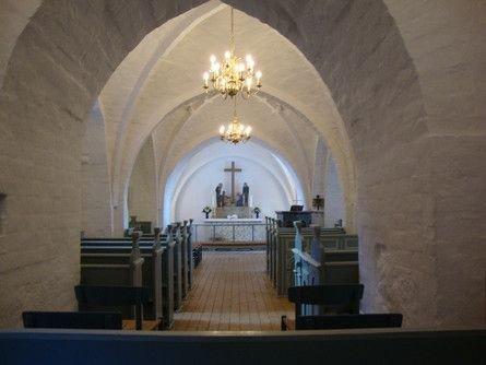 Kirkens midtergang