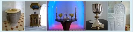 Udvalgte billeder for Rislev sogn og kirke