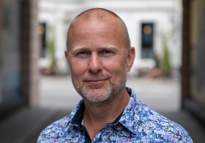 Jens Andersen, formand for menighedsrådet i Folkekirken Vesterbro