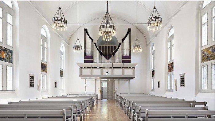 Besøg Solbjerg Kirke