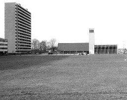 Nygårdskirken 1973