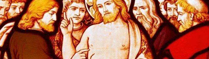 Jesus og disciple
