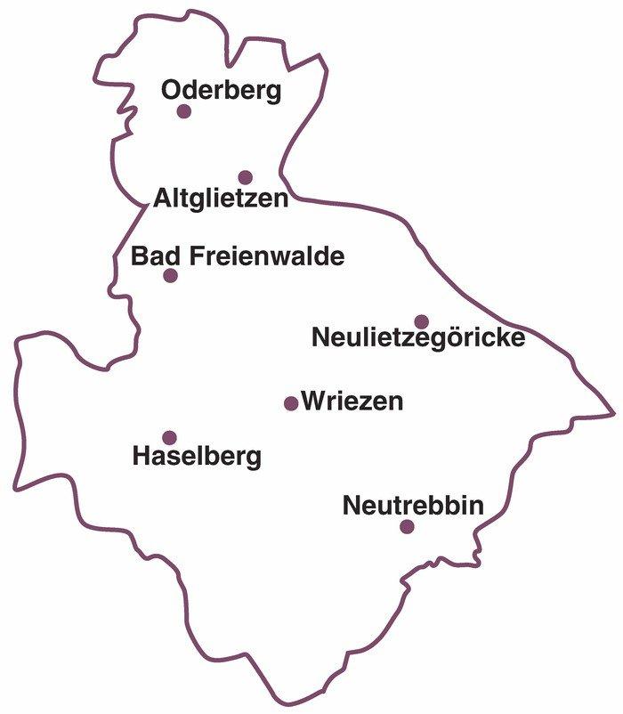 Region Bad Freienwalde