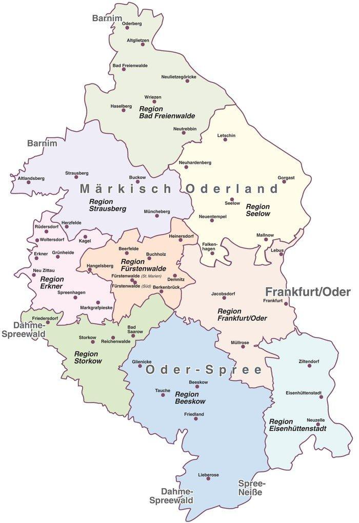 Evangelischer Kirchenkreis Oderland-Spree