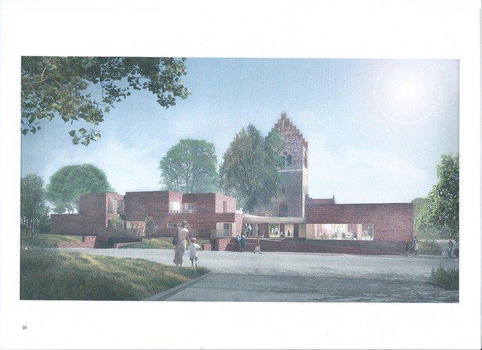 Projekt ny sognegård
