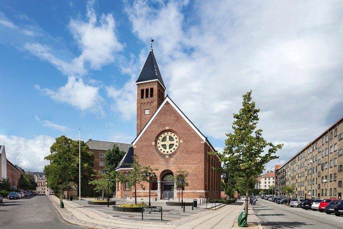 Mariendal kirke