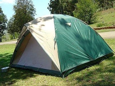 Billede af et telt.