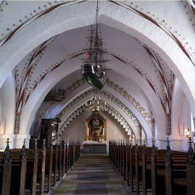 Kirkens hvælvinger