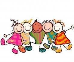 Ilustration af børn