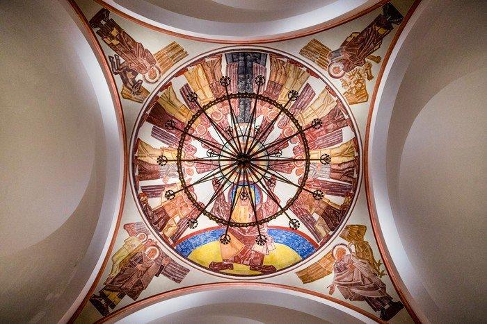 Frescoværket