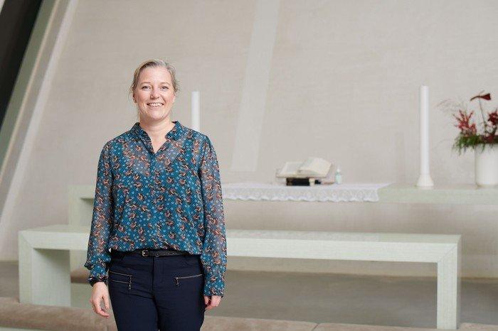 Sognepræst Karen-Marie Winther