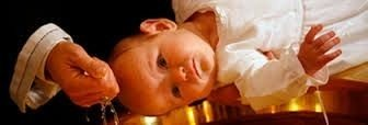 barn ved dåb