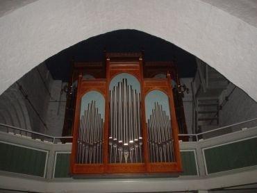 Rise Kirkes orgel