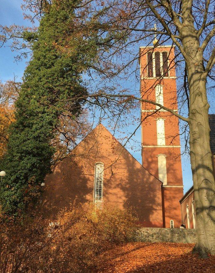 Evangelische Kirchengemeinde Berlin-Hermsdorf