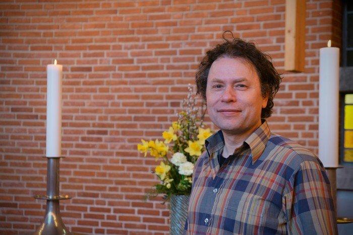 Præst Andreas Thom I Østervangskirken