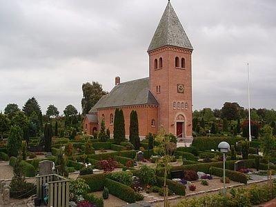 Støvring kirke