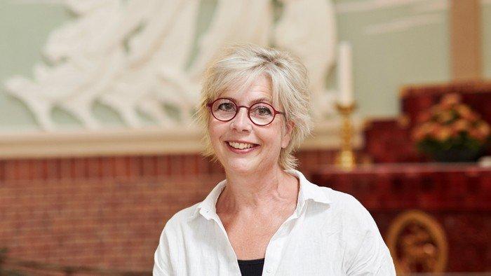 Hospitals- og sognepræst Birgitte Bjørn Stimpel