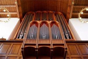 Kirkens orgel
